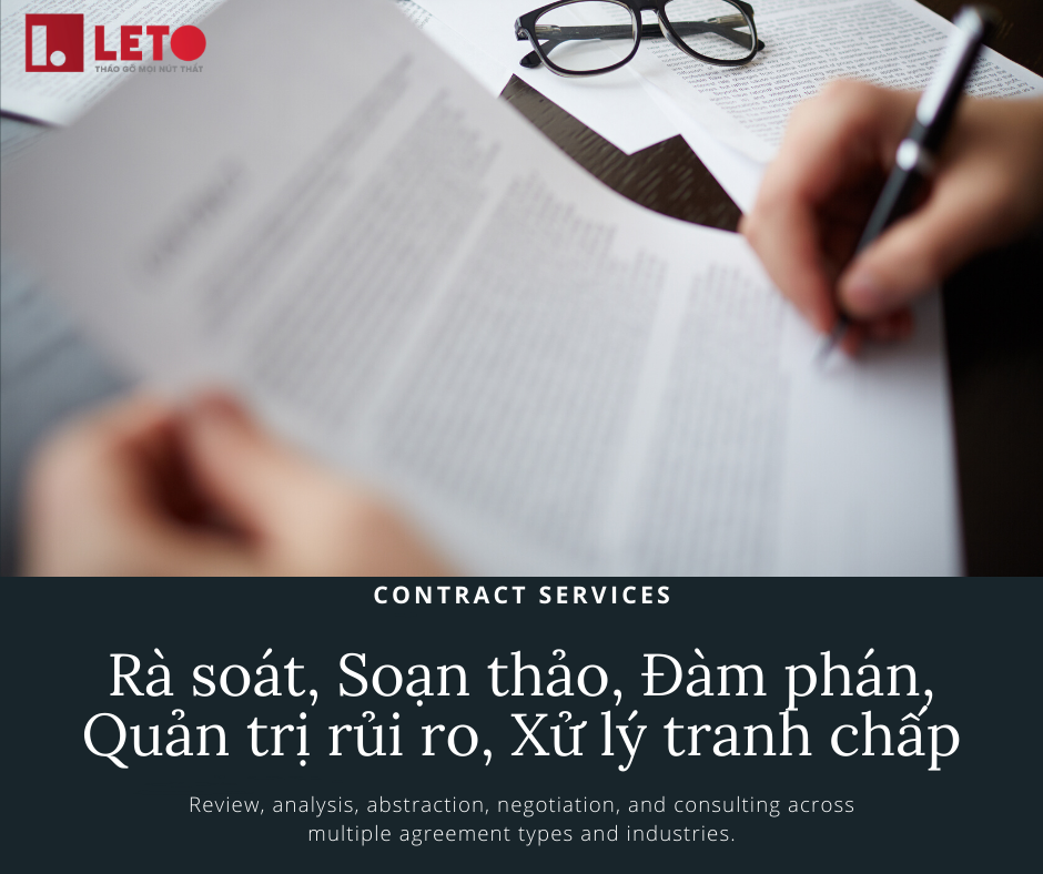 Hợp đồng - Contract Service